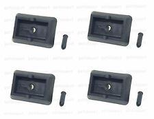 Set of 4 Jack Pads Plugs Covers for BMW E38 E39 525i 528i 540i M5 E53 X5