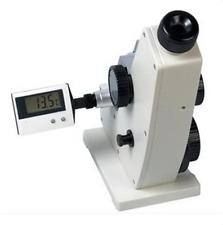 2WAJ Abbe Refractometer 0-95% Brix & 1.300-1.700 ND Lab Monocular e