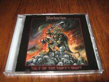 "BARBARIAN ""Cult of the Empty Grave"" CD running wild venom"