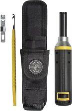 Klein Tools VDV427-822 Cushion-Grip Impact 110/66 Cut Punch Down Tool Kit