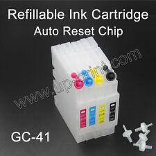 GC41 Refillable Ink Cartridge for Ricoh SG2100 2010L 3100 7100 SG3100 SG3110