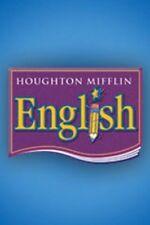 English Student Book Grade 6 1990    by HOUGHTON MIFFLIN