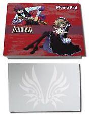 Memo Pad - Tsubasa - New Wing Icon Stationary Toys Anime Licensed ge6403