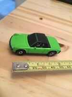 Matchbox Porsche 914 VW Porsche. Green With Black Roof. Near Mint Condition