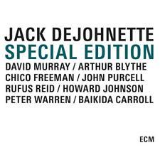 Special Edition Jack deJohnette- 4CD-Box von ECM