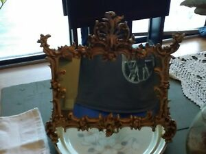 1930's cast iron mirror # 1226 Robert EMIG