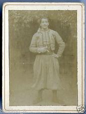 photo ancienne . militaire . régiment . Zouave