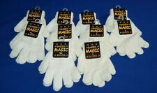 Nursery Pack of 10 pairs of Winter White Baby, Toddler Magic Gloves. BNWT.