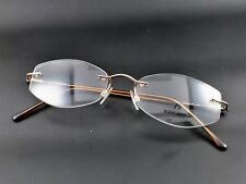RODENSTOCK Randlose Brille R4479 S4 Vintage High-End Rimless Eyeglasses Germany