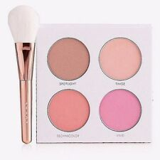 LORAC Cue the Confetti Color Source Highlighter & Blush Palette with Brush - NIB