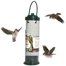 Hanging Plastic Green Safe Nontoxic Bird Feeder Outdoor Garden Decoration Use