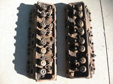 Matched Pair 1978-82 Corvette Cylinder Heads w/FREE Corvettes Carlisle Delivery