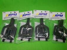 4x RPM 80462 Front and Rear Black Suspension Arms Traxxas 2.5 3.3 Tmaxx  Emaxx