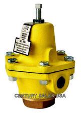 "CASH ACME 1 1/4"" STEAM / OIL PRESSURE REDUCER REGULATOR 150 PSI W/ STRAINER 1001"