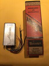 Meissner 16-6670 Output IF Transformer Miller 312-C6 Universal IF