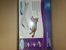 (2)Pet Safe Scoop Free Disposable Premium Crystals Litter Tray Refills
