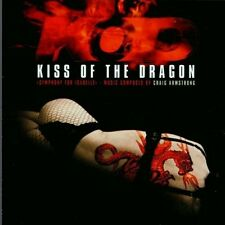 CRAIG ARMSTRONG - Kiss of the dragon CD OST 2001 MINT