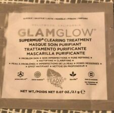 Glamglow Supermud Clearing Treatment Mask 2.1g Brand New