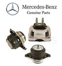 Mercedes X164 GL-Class Auto Transmission Mount & Engine Motor Mounts KIT Genuine