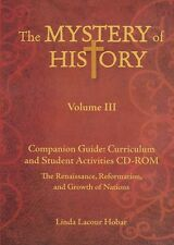 The Mystery of History Volume 3 Companion Guide on Cd-R