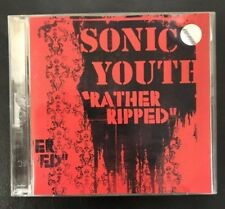 SONIC YOUTH 'Rather Ripped' 2006 CD Album