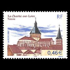 France 2002 - La Charite-sur-Loire Architecture Church