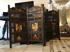paravent indien - Fabrication artisanale - provenance Rajasthan