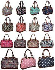 Canvas Weekend Bags