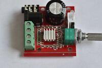 12V Mini Hi-Fi PAM8610 Audio Stereo Amplifier Board 2X10W Dual Channel D Class