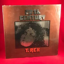 T-REX 20th Century 1970s German Vinyl LP BRAND NEW STILL SEALED  BOLAN