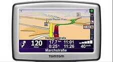 TOMTOM NAVI XL TRAFFIC WEST EUROPA TMC EUROPE + RADAR ( Front Silber ohne OVP )