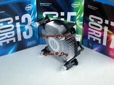 7th Gen Intel Core Series Desktop Heatsink Fan for i7 i5 i3 Processor-CPU - New