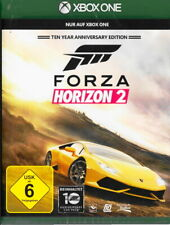 FORZA Horizon 2 - Ten Year Anniversary Edition - Xbox ONE - NEU & OVP