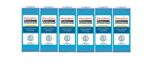 Listerine Ultraclean Mint flavored dental floss 90 YARD SPOOL 6PK (No Dispenser)