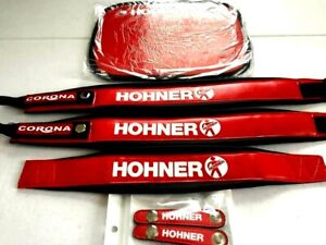 HOHNER FULL SET COMBO. FOUR PIECE ALL IN ONE.