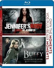 Buffy the Vampire Slayer and Jennifer's Body  (Blu-ray Disc, 2012) NEW!