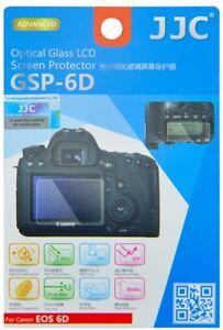 JJC GSP-6D Screen Protector Displayschutzglas für Canon EOS 6D
