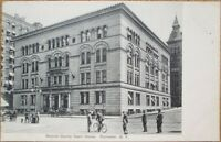 Rochester, NY 1905 Postcard: Monroe County Court House - New York