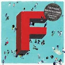 Forever Today by I'm from Barcelona (Vinyl, Apr-2011, Mute)