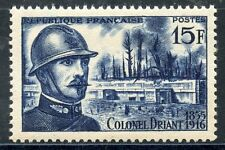 STAMP / TIMBRE FRANCE NEUF N° 1052 ** LE COLONEL DRIANT