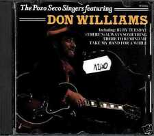 DON WILLIAMS - THE POZO SECO SINGERS FEATURING CD NEW