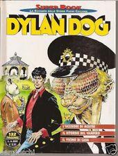 DYLAN DOG SUPER BOOK #20-L'UCCISORE DEI MOSTRI
