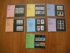 PTT-mapje / postzegelmapje jaargang 1983 Nederland compleet