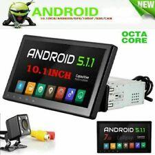 """10.1"""" 1DIN Autoradio Android Bluetooth Car MP5 Player GPS Écran tactile + caméra"""