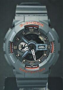 Casio G339 G-Shock ( GA-110GB-1ADR ) Analog-Digital Watch - For Men