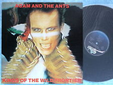 ADAM AND THE ANTS Kings Of The Wild Frontier 25.3P-281 JAPAN LP 017az28