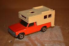 Vintage Matchbox Superfast #38Ford Camper