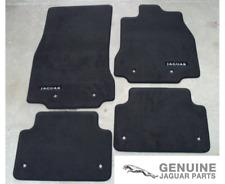 GENUINE JAGUAR XF CARPET MAT SET RHD  EXCEPT XFR C2Z25020YKM