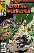 G.I. Joe Special Missions #8 VF; Marvel | save on shipping - details inside
