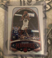 Eric Paschall 2019-2020 Panini Chronicles Marquee Rookie Card RC #251 Warriors